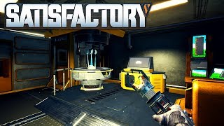 Satisfactory 010 | Analysator und Splitter | Gameplay German Deutsch thumbnail