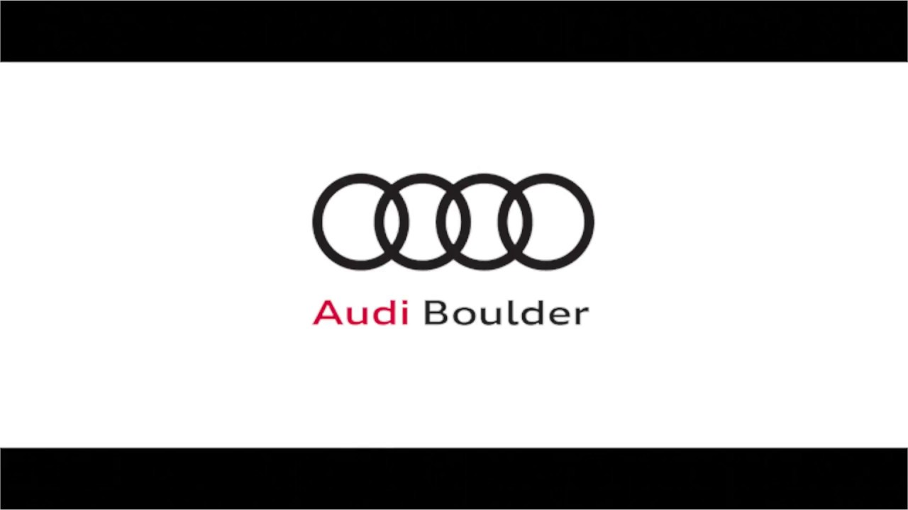 Audi Boulder The Wait Is Over YouTube - Audi boulder