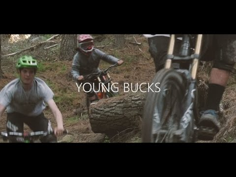 Young Bucks at Christchurch Adventure Park - Downhill Mountain Biking