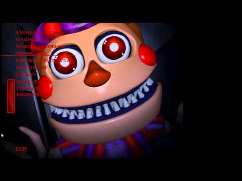 FNaF 4 Halloween Update New Characters Jumpscares And Fun With Balloon Boy