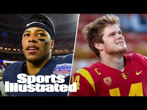 2018 NFL Draft Show: NFL Insiders Discuss Saquon Barkley, Sam Darnold | LIVE | Sports Illustrated