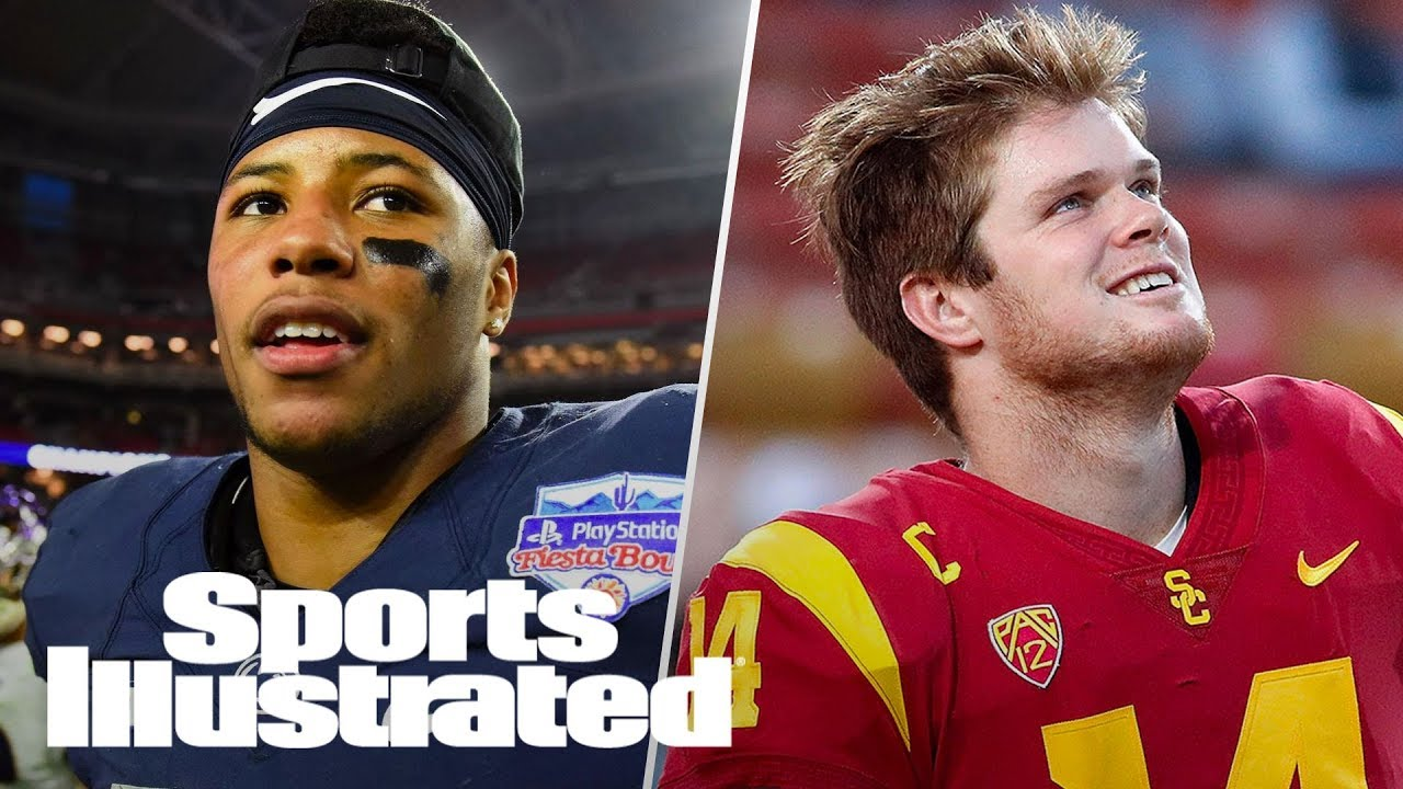 a912d50aa 2018 NFL Draft Show NFL Insiders Discuss Baker Mayfield Sam Darnold More  Sports Illustrated - Naijafy