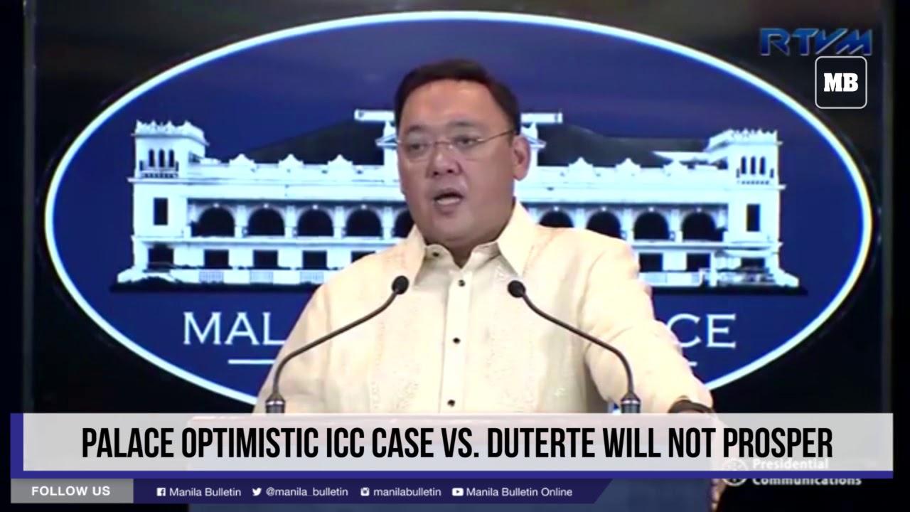 Palace optimistic ICC case vs. Duterte will not prosper