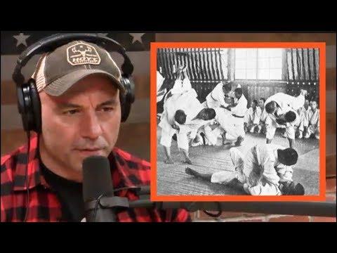Joe Rogan - The History of Jiu Jitsu