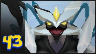 Pokémon Black 2 & White 2 Gameplay Walkthrough - Shadow Triad Battle & Black Kyurem Cutscene! thumbnail