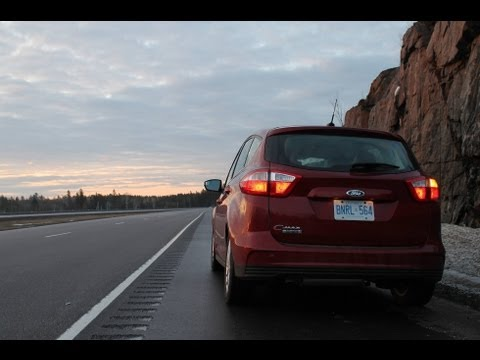 Video Test Drive: 2013 Ford C-Max Energi