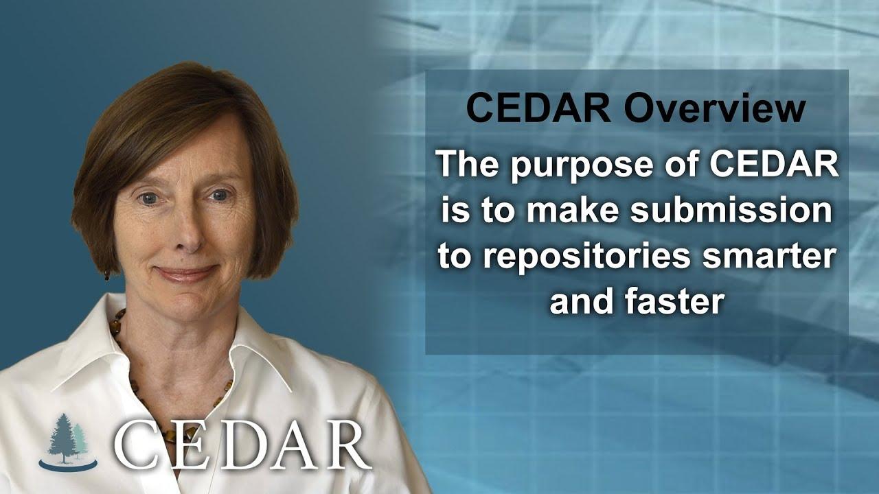 Download CEDAR Overview
