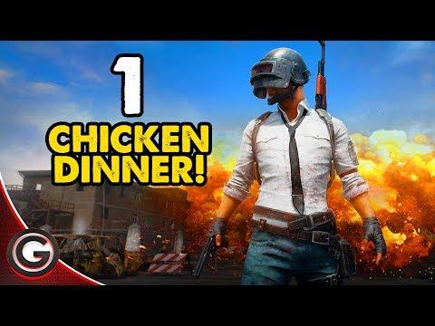 PUBG BEST EPIC CHICKEN DINNERS!! 🔴 FUN PlayerUnknown's Battlegrounds Gameplay