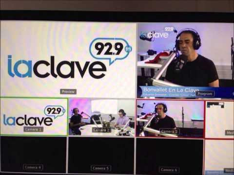 Bonvallet En La Clave - Miércoles 01/04/2015 - Radio La Clave