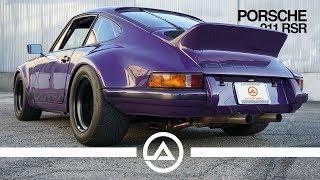 Track Built 1973 Porsche 911 RSR | A Tribute to the Legend