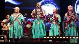 Music of Morocco. Gnawa music