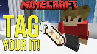Hermitcraft: TAG - Your It! (Minecraft Data Pack)