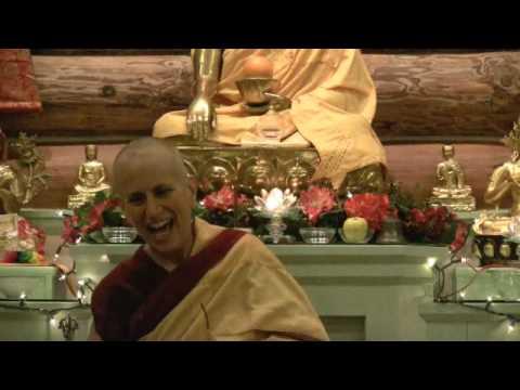 14 Green Tara Retreat: Motivation for Retreat, Part 4, 12-17-09
