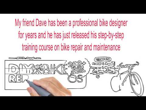 How To Make A Bike Repair Stand DIY!!!