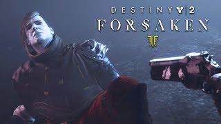 Destiny 2 FORSAKEN Ending & Final Boss Fight