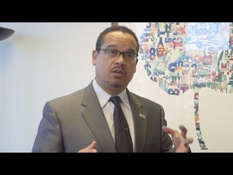 Whats Your Big Idea Rep Keith Ellison On Tackling A Growing Anti