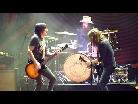 Blackberry Smoke (w Richard Fortus) - Used To Love Her - Pageant - St. Louis - 2-15-2018