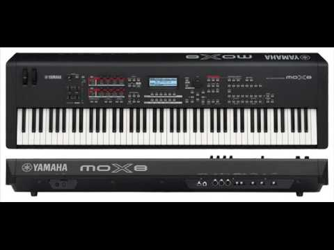 yamaha mox 8 kontakt 5 junio ramos youtube rh youtube com Yamaha MOX8 Recording Tracks Yamaha MOX8 88-Key