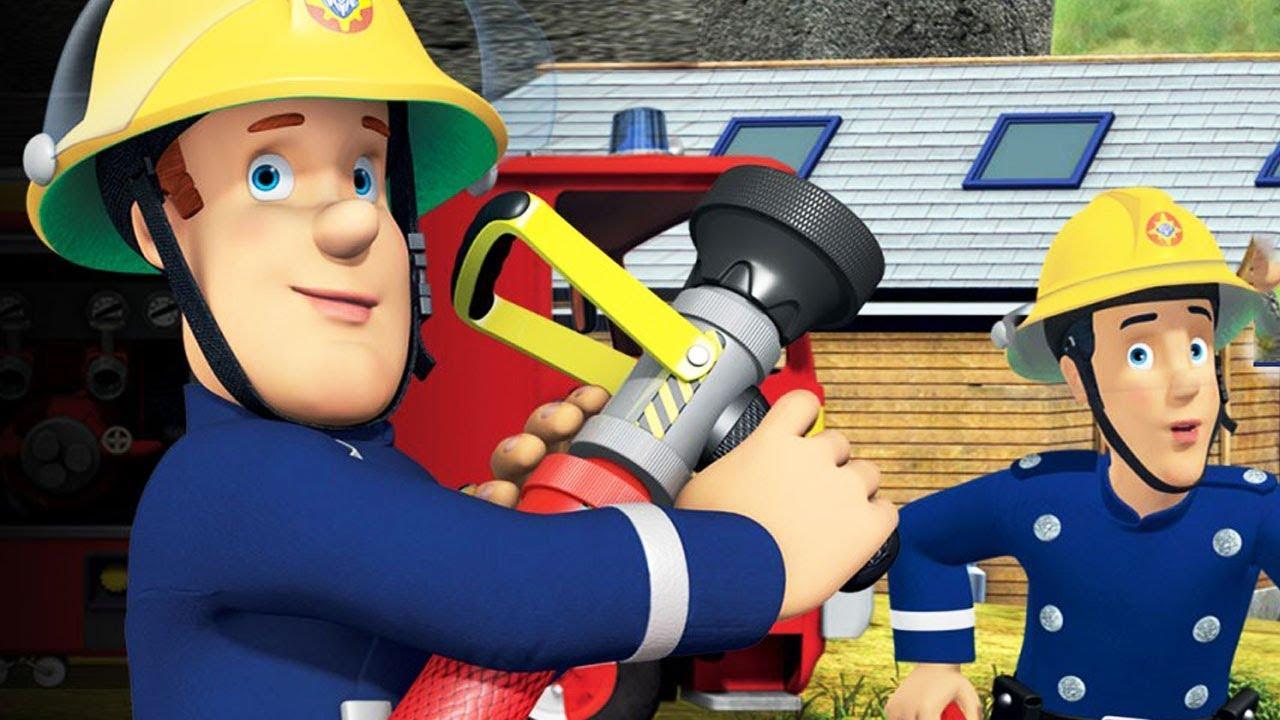 Sam le pompier francais 2018 sam a des ennuis 1h - Sam le pompier personnages ...