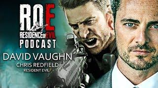 resident evil 7 chris redfield voice actor