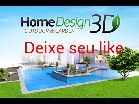 App para construir casas 3d pelo android youtube for Hacer casas en 3d online