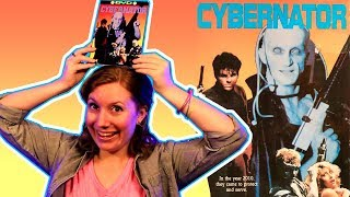 Gambar cover Cybernator: A Really Silly Cyborg Movie (Movie Nights)