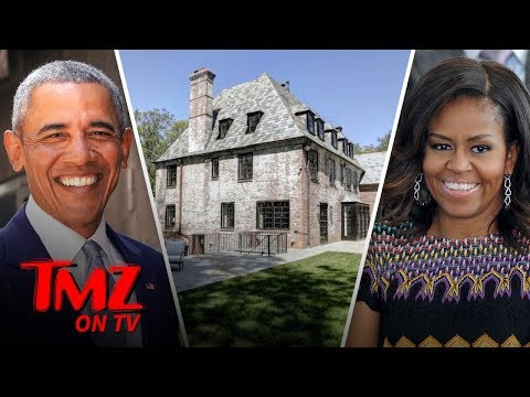 The Obamas Are Building A Pool! | TMZ TV