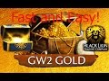 Guild Wars 2 - Money Making Guide w/salvaging and getting tons of MF! [HD]