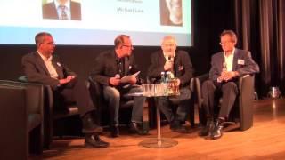 Männer Gesundheitstag 2015 - Talkrunde 1