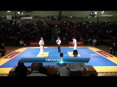Aleksander Tomilov (Russia) v Artem Solovev (Russia) 1st Round British Open Championships 2014