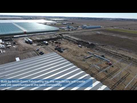 NatureFresh™ Farms Builds New 106,000 sq ft Distribution Center