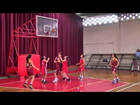 Baloncesto 3x3 en Colegio Sagrado Corazón zona 1, Ciudad