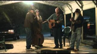 Who Will Sing For Me! last nights jam, Me, Jack Lewis, Dwight Whitley, and Wendell Lewis