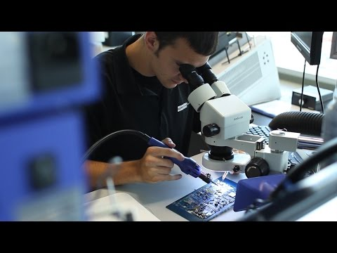 Pittsburgh Technical College - Learn about a Career in Electronics