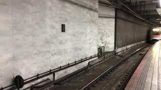 23000系IL01赤い伊勢志摩ライナー回送列車近鉄名古屋駅発車