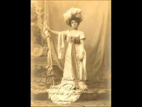 Tosca 1903: Quanto? Il prezzo!... Emma Carelli & Mario Sammarco
