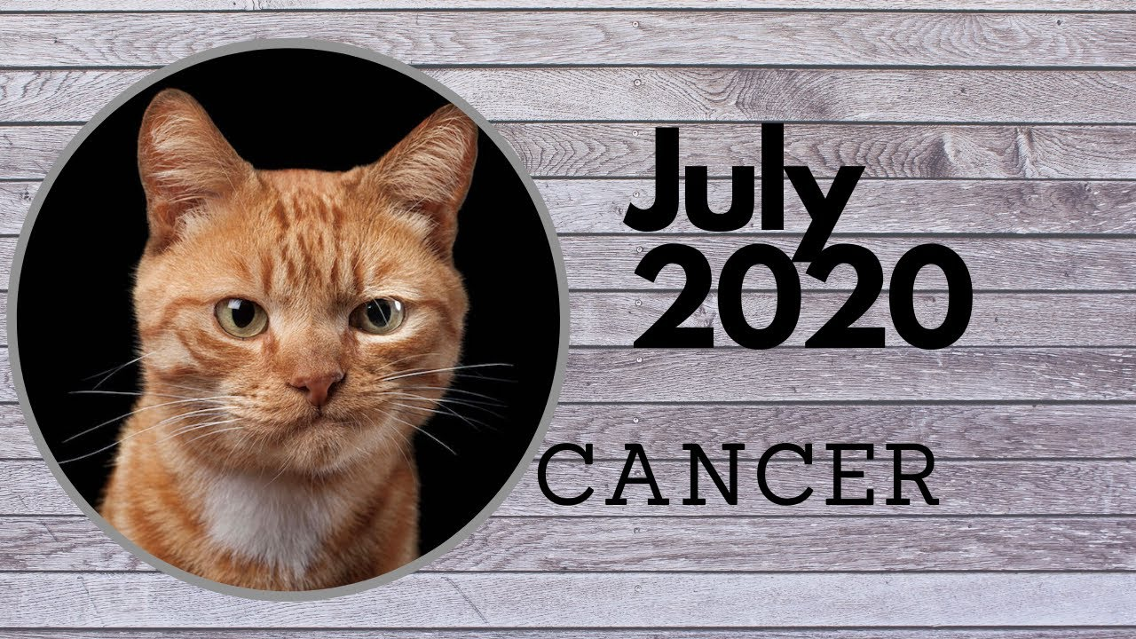 CANCER JULY - You've got everything you need to make it work