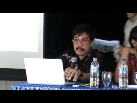 Dianto Bachriadi, Dialog Kebijakan Pertambangan & Pembangunan Daerah di Sulawesi Tengah