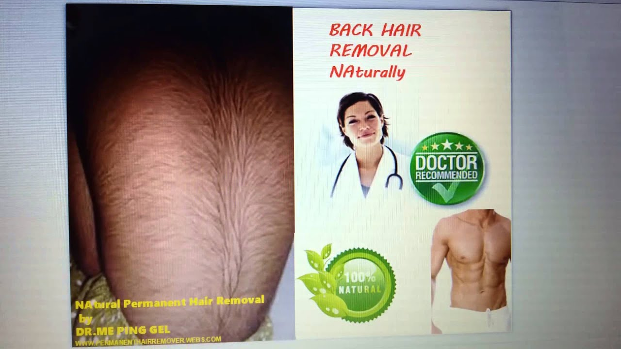 Men Private Part Hair Removal Dr Me Ping Gel Permanent Non