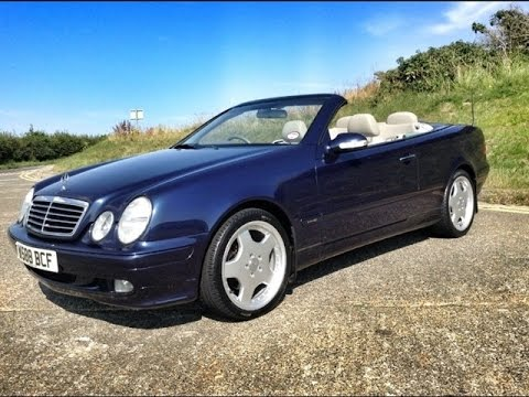 mercedes benz clk 230 kompressor elegance autostation sussex youtube. Black Bedroom Furniture Sets. Home Design Ideas