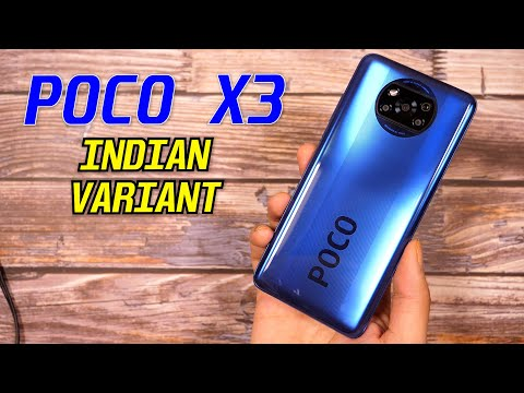 POCO X3 India Unboxing, Quick Review with Pros & Cons | SD732G vs 730G vs 720G Explained [Hindi]
