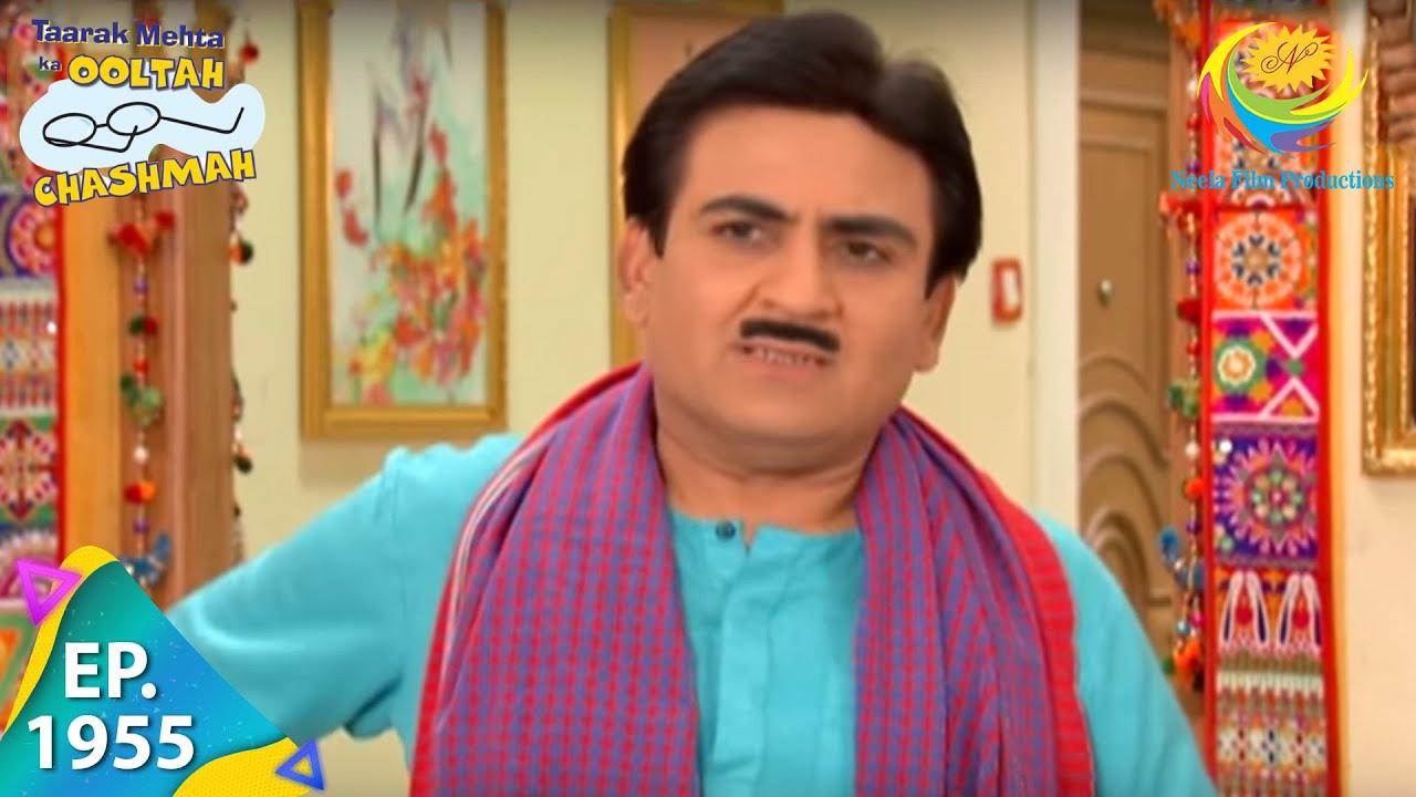 Download Taarak Mehta Ka Ooltah Chashmah - Episode 1955 - Full Episode
