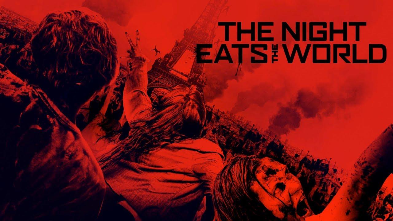 The Night Eats The World - UK trailer