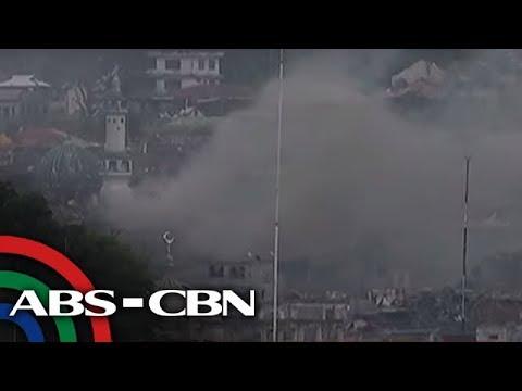 'Mga lider ng mga terorista, malabong makatakas pa'; Ilan pang tulay, nabawi at bantay-sarado ng AFP