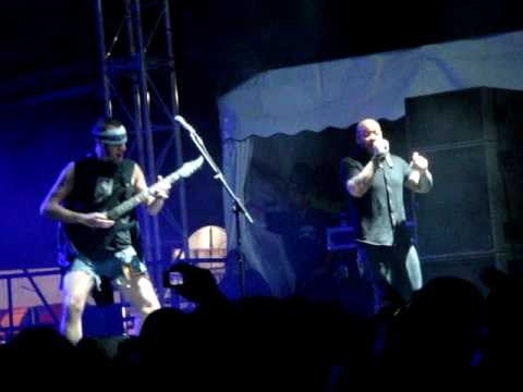 Killswitch Engage—The Arms of Sorrow— @ Soundwave Adelaide 20080301