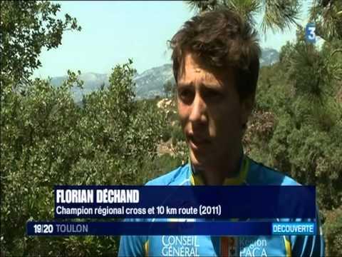 Spiruline et Sport - reportage France 3