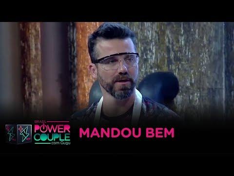 Marlon Manda Bem Na Prova E Fatura R$ 25 Mil