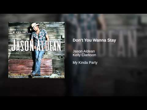 Don't You Wanna Stay