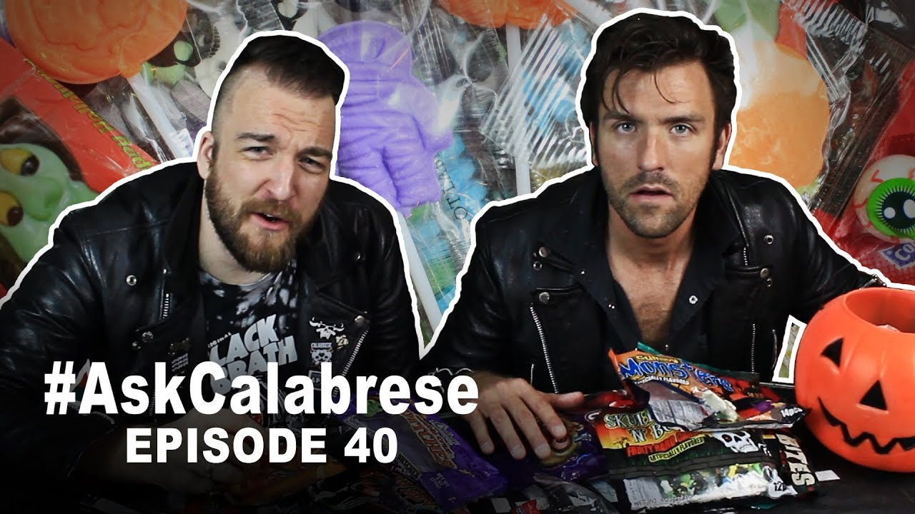the best dollar store halloween candy ever askcalabrese ep40 calabrese - Calabrese 13 Halloweens