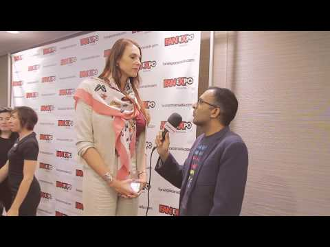 Exclusive  With American Horror Story's Erika Ervin At  Expo Canada 2016